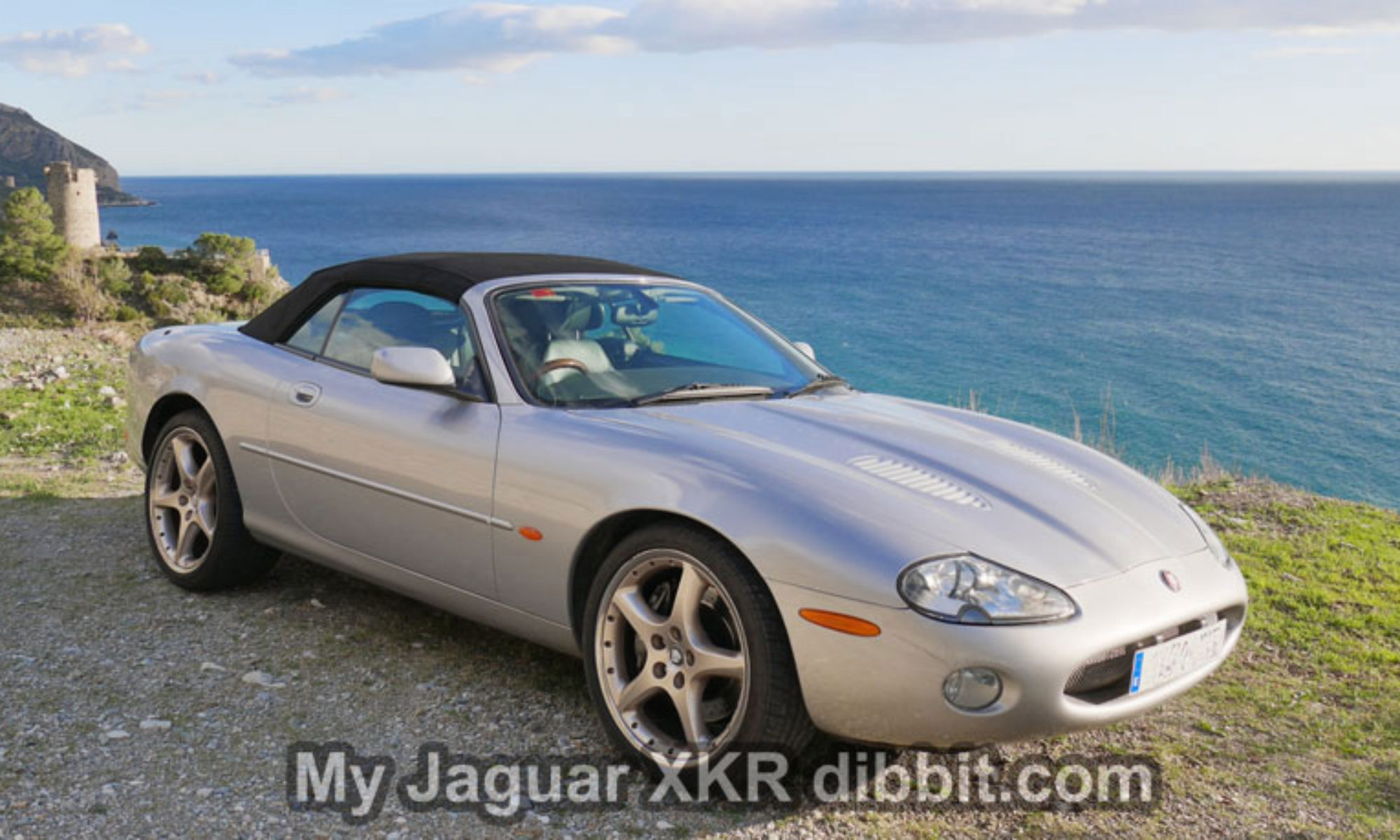My Jaguar XKR